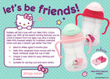 b.box x Hello Kitty Sippy Cup - Candy Floss