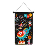 Janod Magnetic Dart Game - Circus