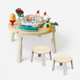 PortaPlay Child Stools (Set of 2) - Monsterland Adventures