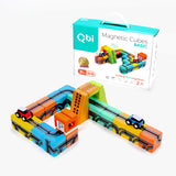 QbiToy Magnetic Cubes - Basic Pack - STEM Toys