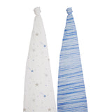 momeasy-cotton-swaddling-blanket-(2pack)-100x120cm-blue-star-blue-denim- (1)