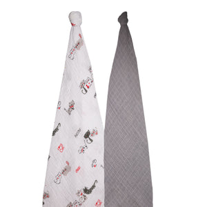 momeasy-cotton-swaddling-blanket-(2pack)-100x120cm-lovecats-grey- (1)