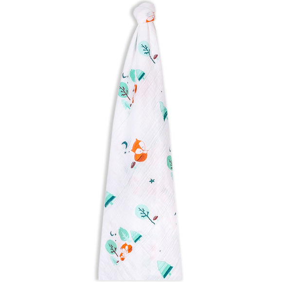 momeasy-cotton-swaddling-blanket-(single)-100x120cm-fox-and-the-baby- (1)