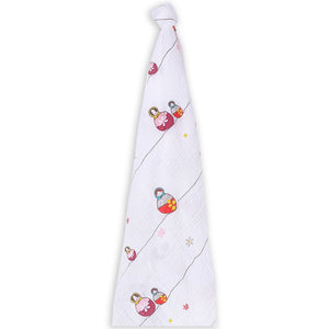 momeasy-cotton-swaddling-blanket-(single)-100x120cm-matryoshka- (1)