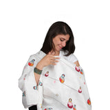 momeasy-cotton-swaddling-blanket-(single)-100x120cm-matryoshka- (7)