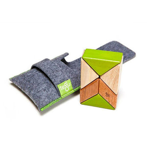 Tegu Jungle Prism Pocket Pouch