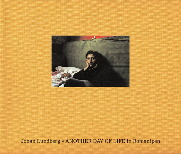 Johan Lundberg: Another Day of Life in Romanipen