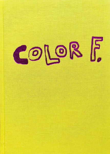 Morten Andersen: Color F. (signed)