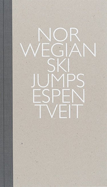 Espen Tveit: Norwegian Ski-jumps