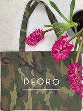 Load image into Gallery viewer, Deoro Camo Bag