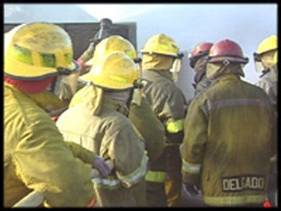 Advanced Marine Firefighting: Size Up