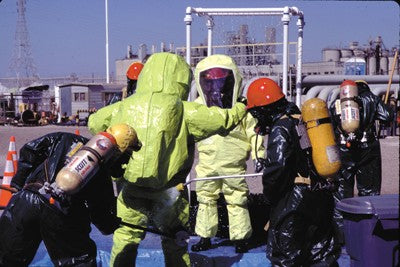 Decontamination DVD