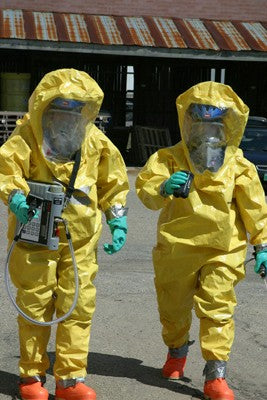 Chemical Protective Clothing DVD