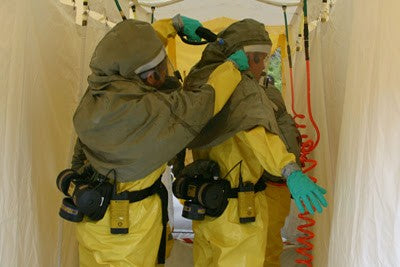 PPE for Ebola & Other Hazards: Protecting Healthcare Workers