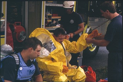 Protective Clothing & Equipment DVD
