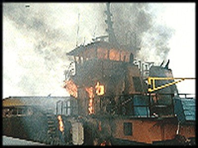 Advanced Marine Firefighting: The Fire Command Process