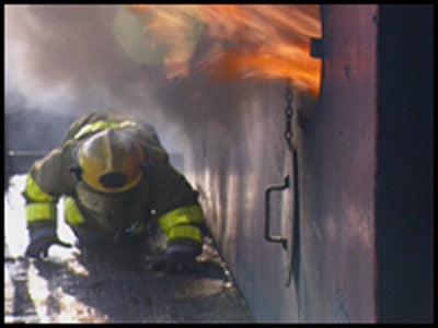 Advanced Marine Firefighting Training Series