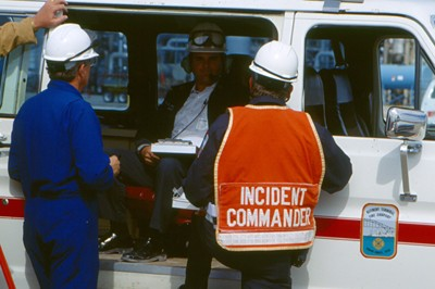 Incident Command System (ICS) DVD