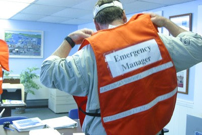 Facility Emergency Management DVD
