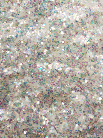 Crushed Pearl - Square - Chunky-Small - GC94