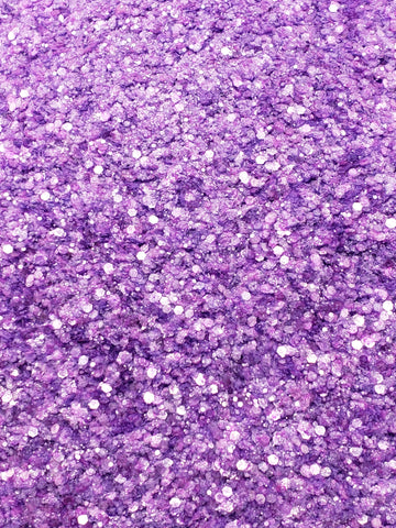 Lavender Fields - Hexagon Mix - Small - GC158