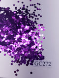Purple Haze - Hexagon - Chunky - GC272