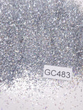 Titanium - Hexagon - Extra Fine - GC483