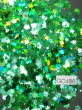 Four Leaf Clover - Emerald Envy - GC486