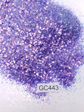 Stardust - Hexagon Mix- Extra Small - GC443