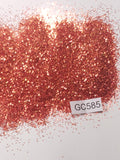 Autumn Embers - Square - Extra Fine - GC585
