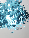 Hexagon - Chunky - GC567