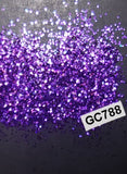 Purple Poison - Hexagon - Fine - GC788