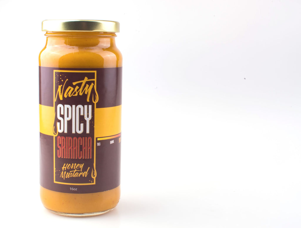 Nasty Spicy Sriracha Honey Mustard