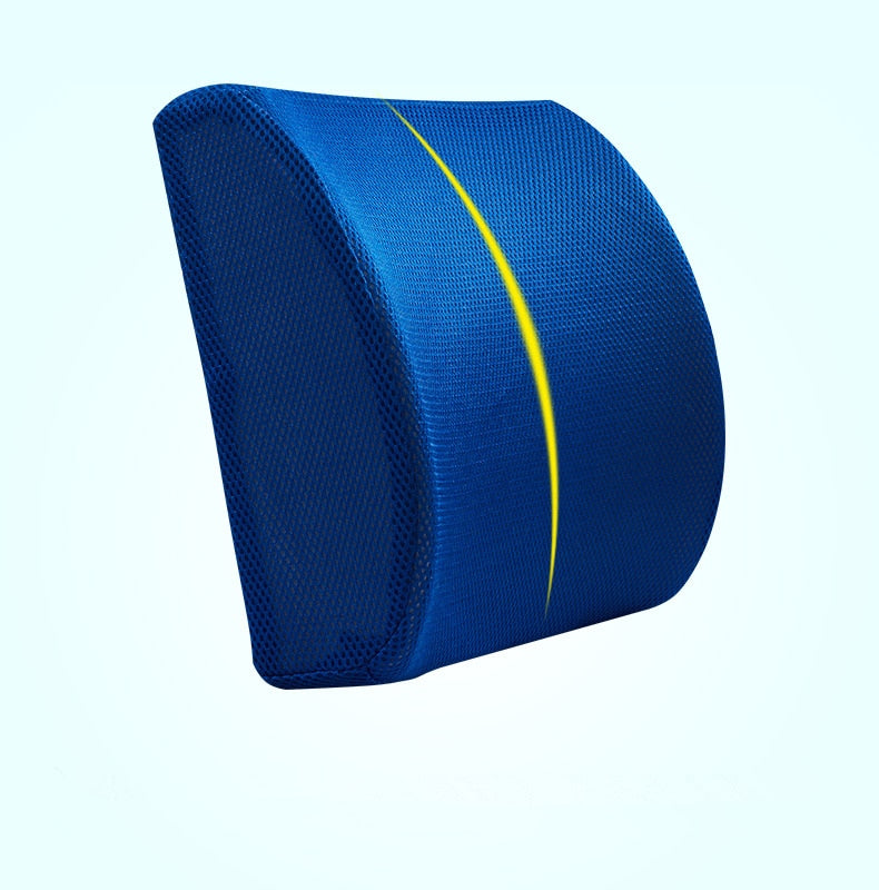Soft Lumbar Support Back Cushion Spinevitality