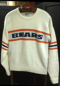 Vintage Chicago Bears Cliff Engle Ditka Sweater
