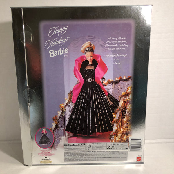 1998 Happy Holiday's Vintage Barbie Doll