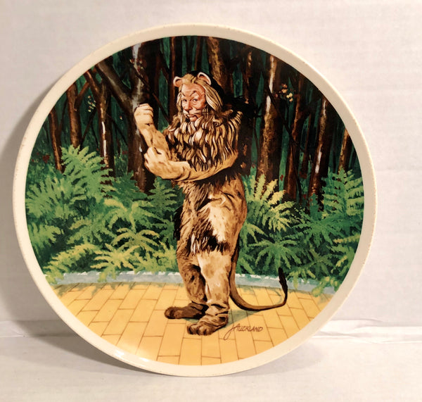 Wizard of Oz If I Were King 1978 James Auckland Knowles Collectors Plate