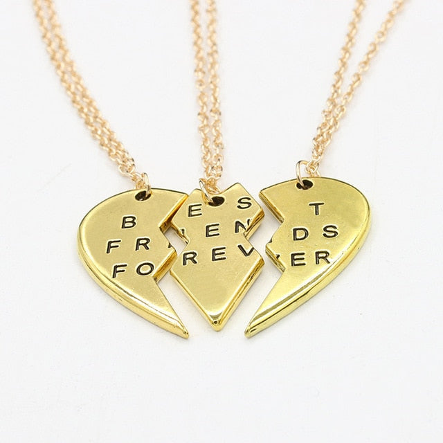 Best Girlfriend Necklace