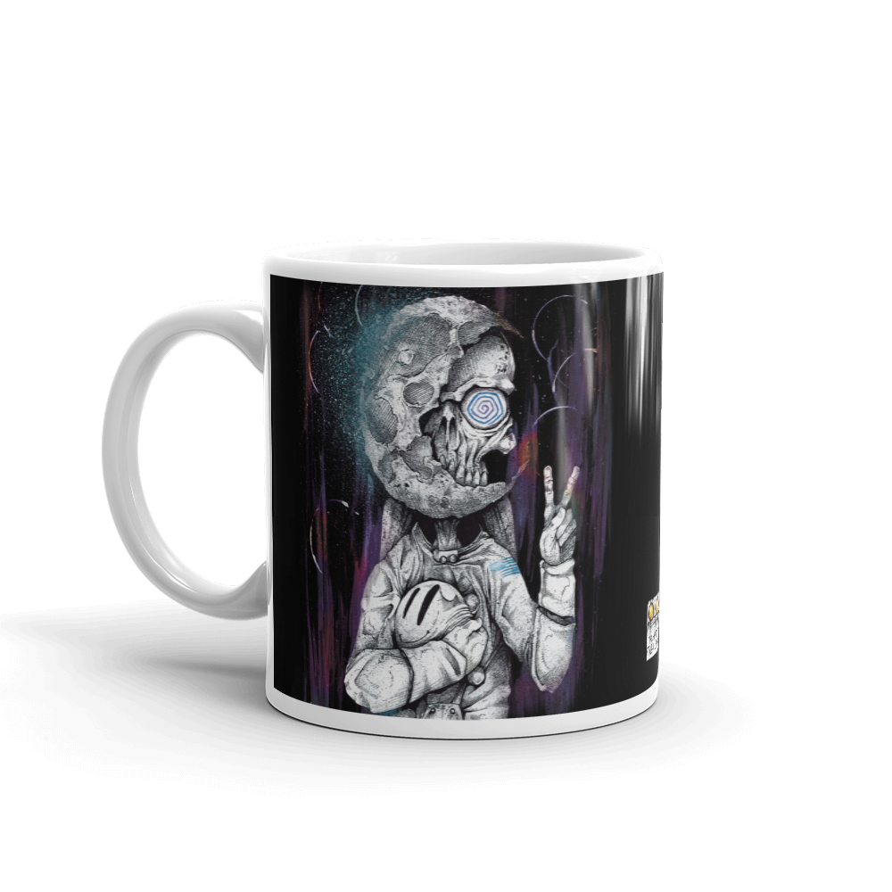 The Spacemen Mug