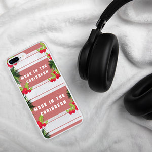 Made in The Caribbean iPhone Case