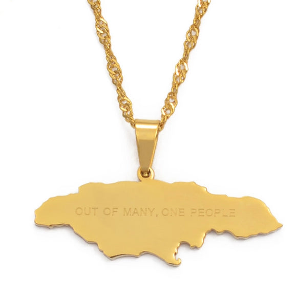 ONE PEOPLE Jamaica Necklace
