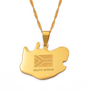 South Africa Necklace