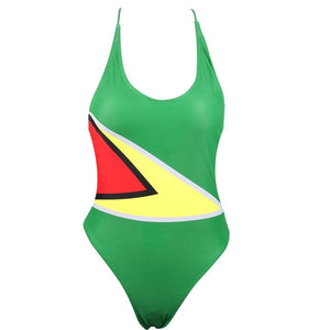 Guyana One Piece Swimsuit