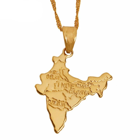 The Republic of India Necklace