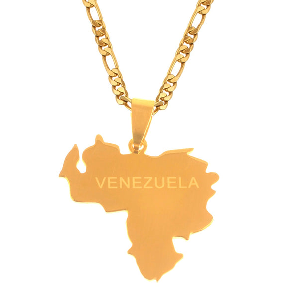 Venezuela Necklace