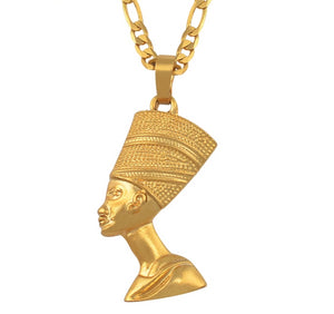 Queen Nefertiti Necklace