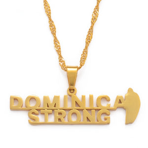 Dominica Strong Necklace