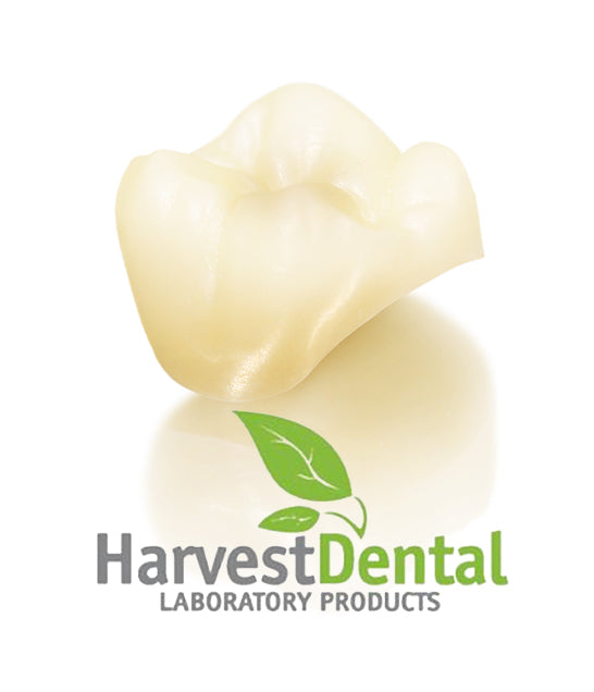 Harvest Dental™ Multi-Layered PMMA Crown