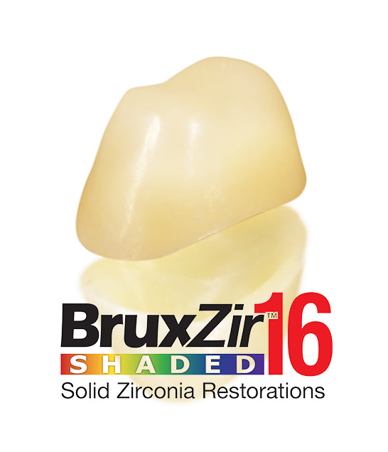 BruxZir® 16 Zirconia Coping