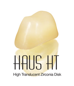 Haus Solid Zirconia Coping